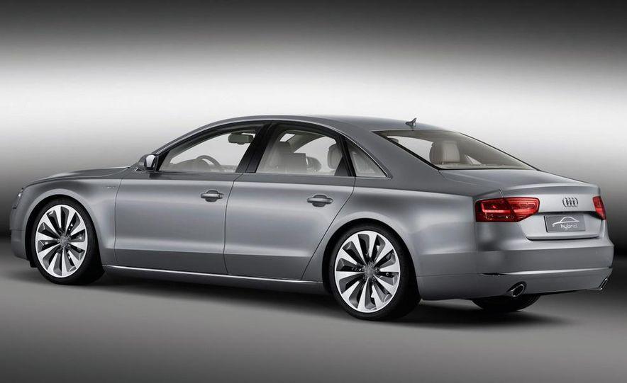 2012 Audi S8 (spy photo) - Slide 42