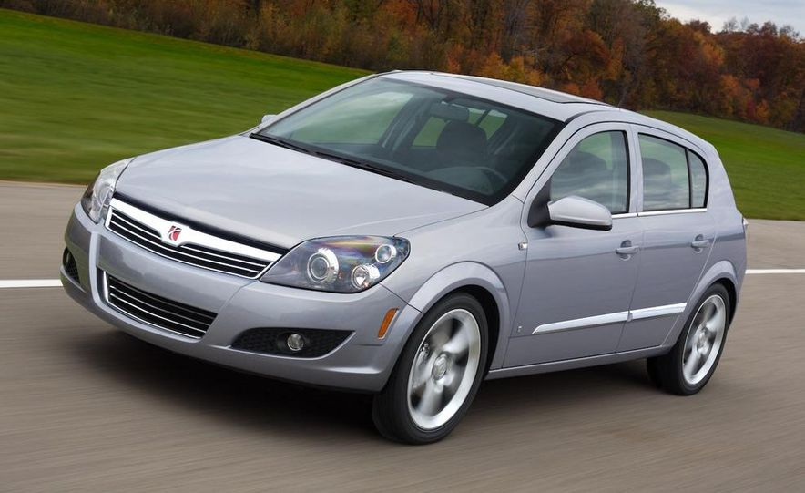 2008 Saturn Astra XR 5-door - Slide 1