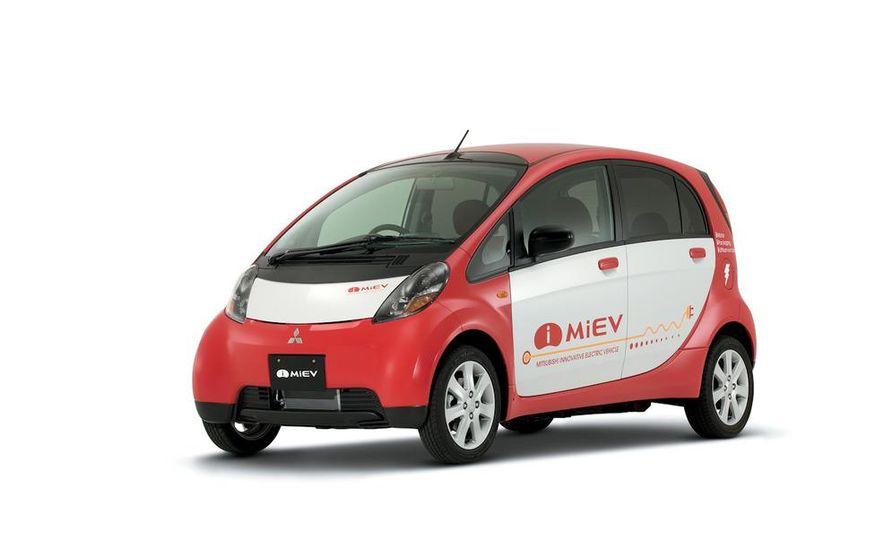 Mitsubishi i-MiEV - Slide 40