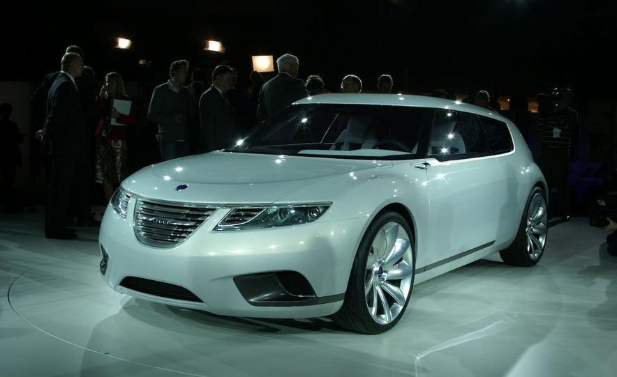 2014 Saab 9-1 (artist's rendering) - Slide 8