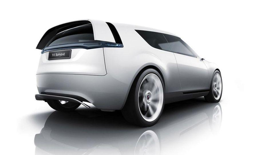 2014 Saab 9-1 (artist's rendering) - Slide 25