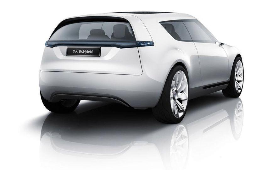 2014 Saab 9-1 (artist's rendering) - Slide 24