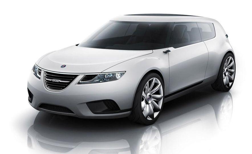 2014 Saab 9-1 (artist's rendering) - Slide 28