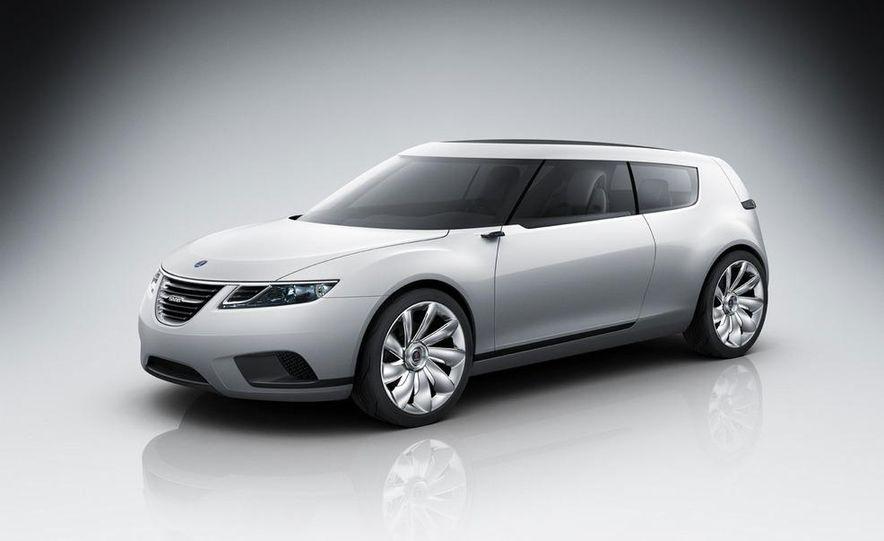 2014 Saab 9-1 (artist's rendering) - Slide 30
