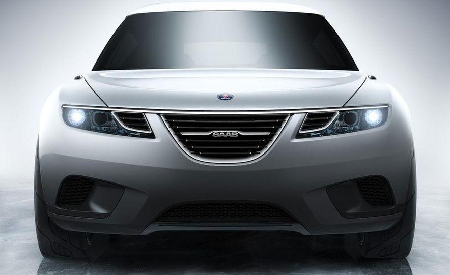 2014 Saab 9-1 (artist's rendering) - Slide 31