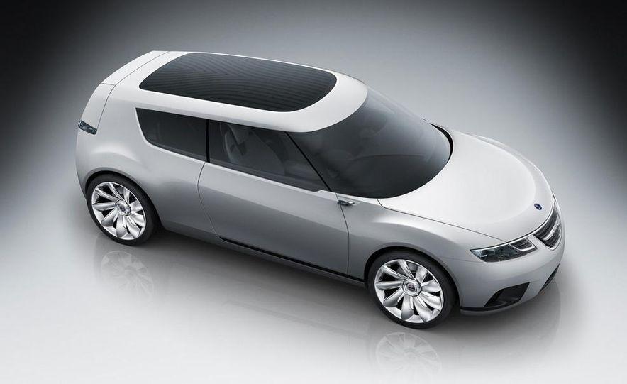 2014 Saab 9-1 (artist's rendering) - Slide 32