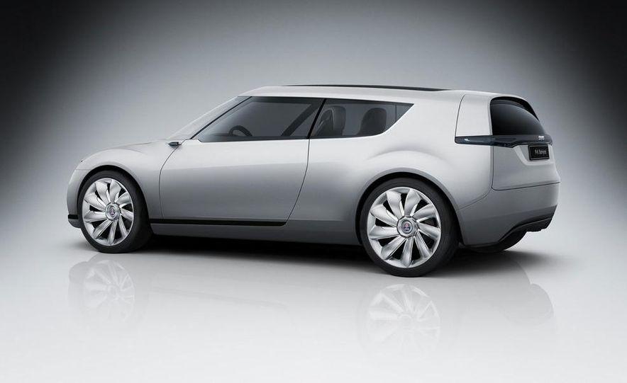 2014 Saab 9-1 (artist's rendering) - Slide 33