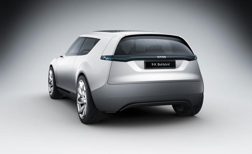 2014 Saab 9-1 (artist's rendering) - Slide 34