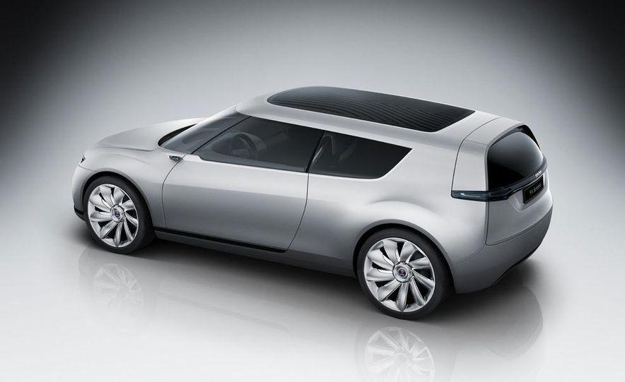 2014 Saab 9-1 (artist's rendering) - Slide 36