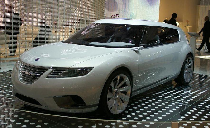 2014 Saab 9-1 (artist's rendering) - Slide 6