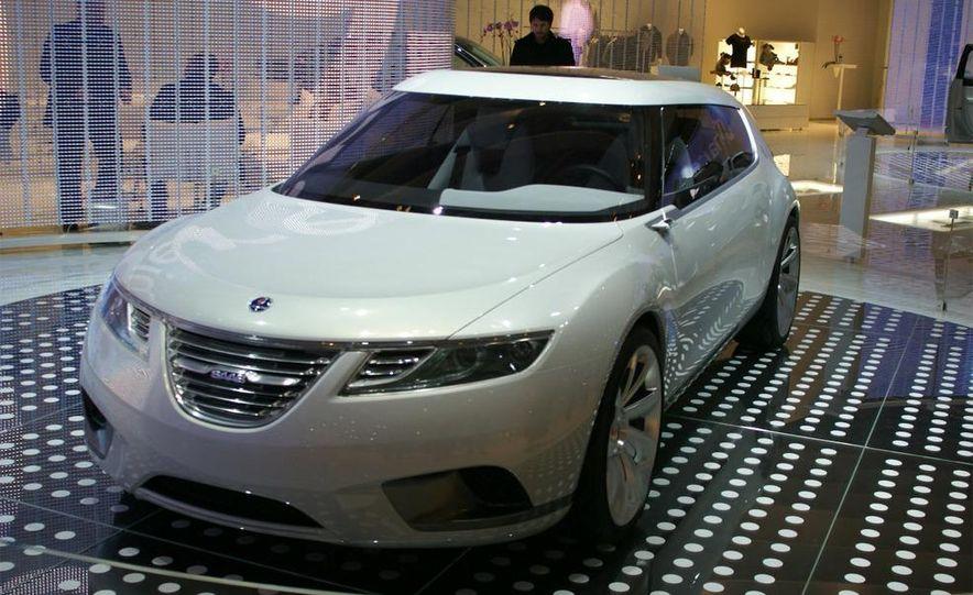 2014 Saab 9-1 (artist's rendering) - Slide 7