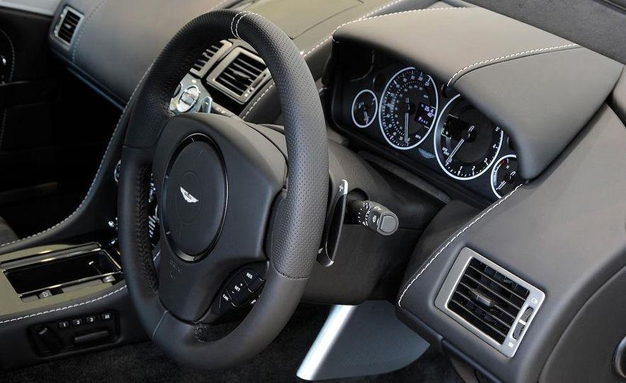 2010 Aston Martin DBS Carbon Black Special Edition - Slide 22