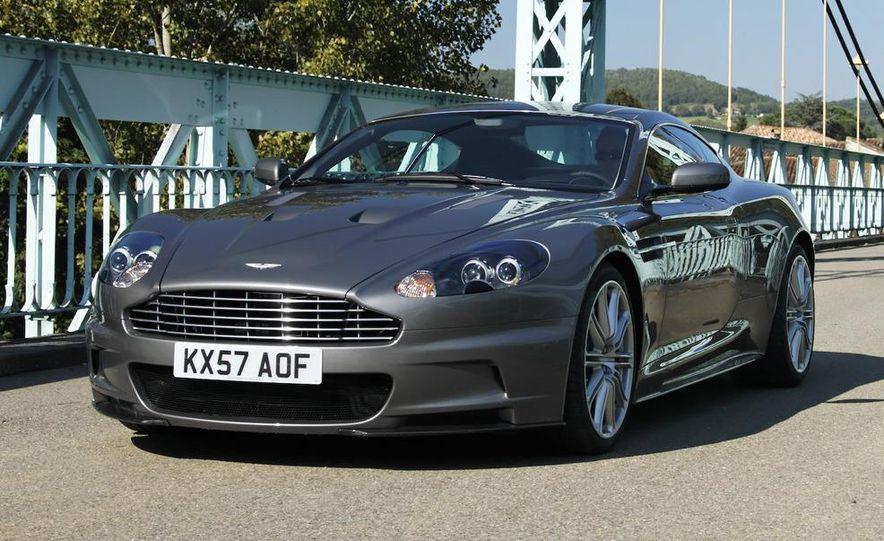 2010 Aston Martin DBS Carbon Black Special Edition - Slide 4