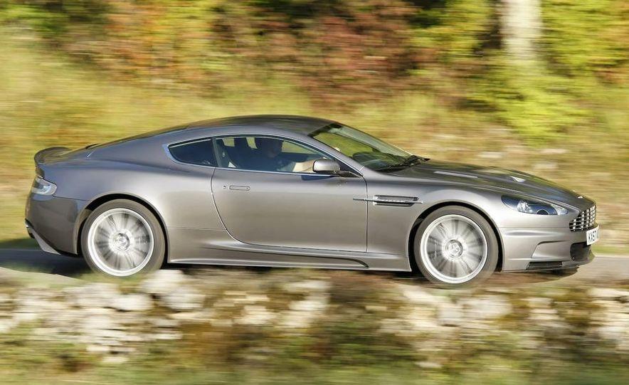 2010 Aston Martin DBS Carbon Black Special Edition - Slide 5