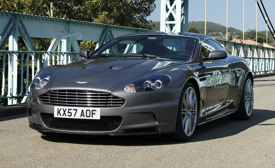 2010 Aston Martin DBS Carbon Black Special Edition - Slide 15