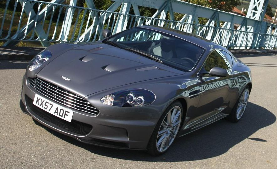 2010 Aston Martin DBS Carbon Black Special Edition - Slide 16