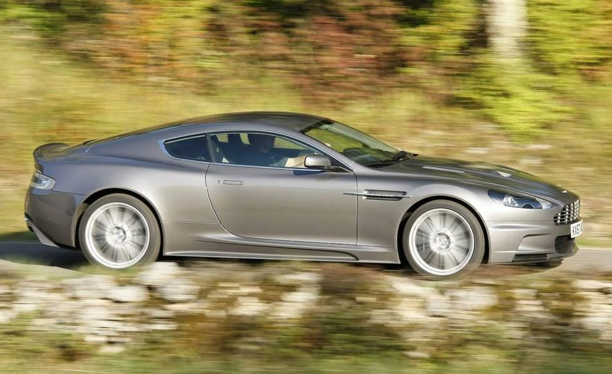 2010 Aston Martin DBS Carbon Black Special Edition - Slide 20