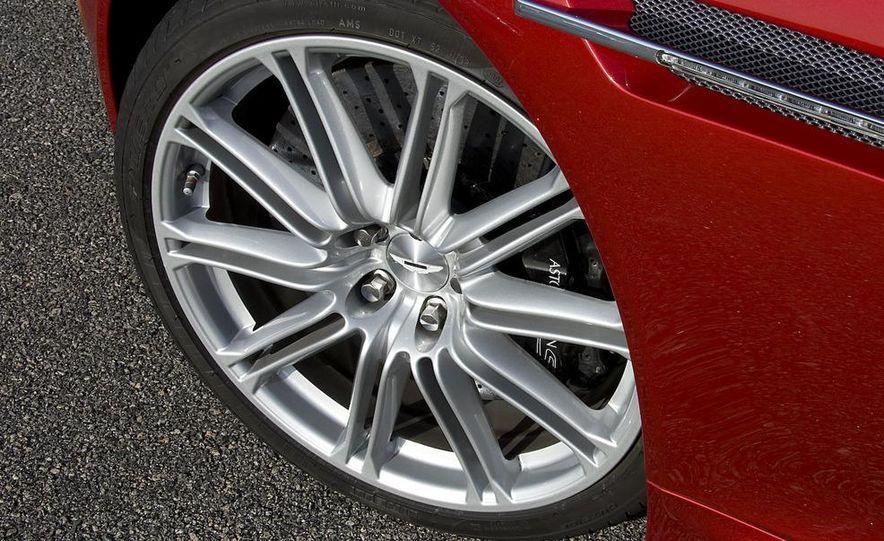 2010 Aston Martin DBS Carbon Black Special Edition - Slide 24