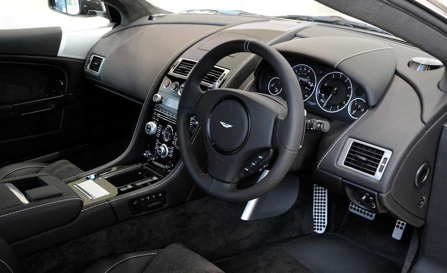 2010 Aston Martin DBS Carbon Black Special Edition - Slide 2