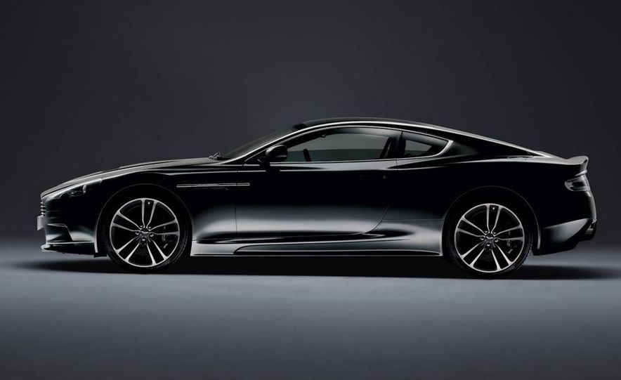 2010 Aston Martin DBS Carbon Black Special Edition - Slide 1