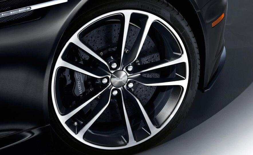 2010 Aston Martin DBS Carbon Black Special Edition - Slide 3