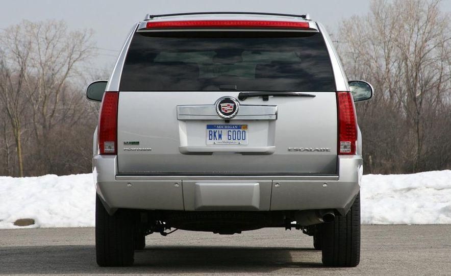 2010 Cadillac Escalade ESV Platinum AWD - Slide 2