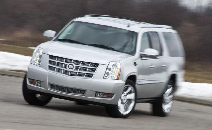 2010 Cadillac Escalade ESV Platinum AWD - Slide 7