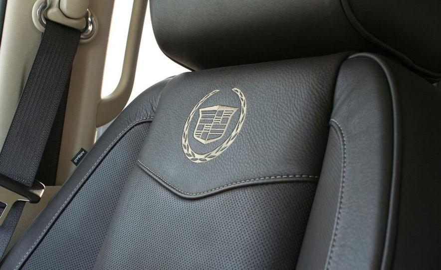 2010 Cadillac Escalade ESV Platinum AWD - Slide 54