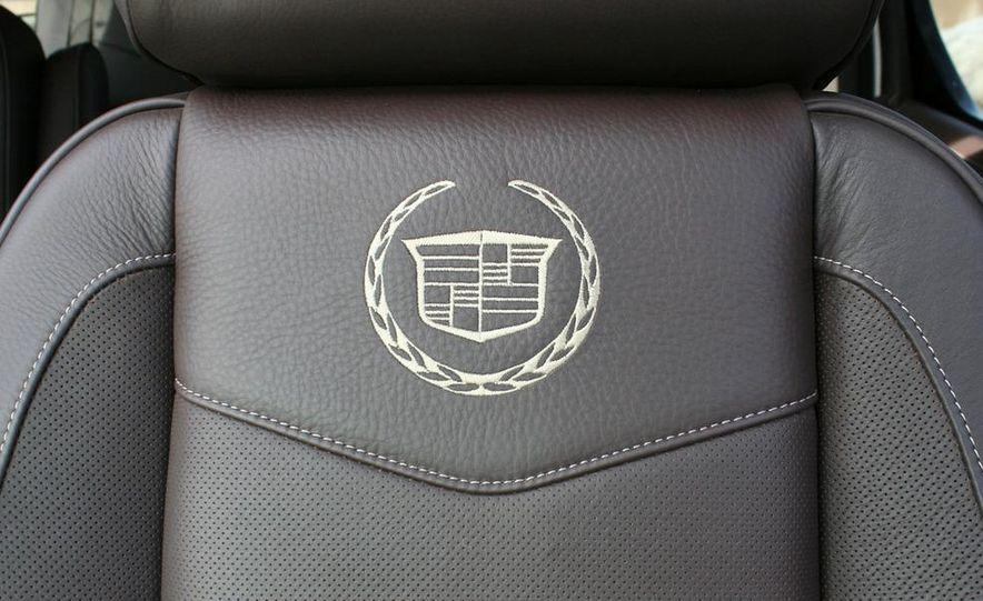 2010 Cadillac Escalade ESV Platinum AWD - Slide 81