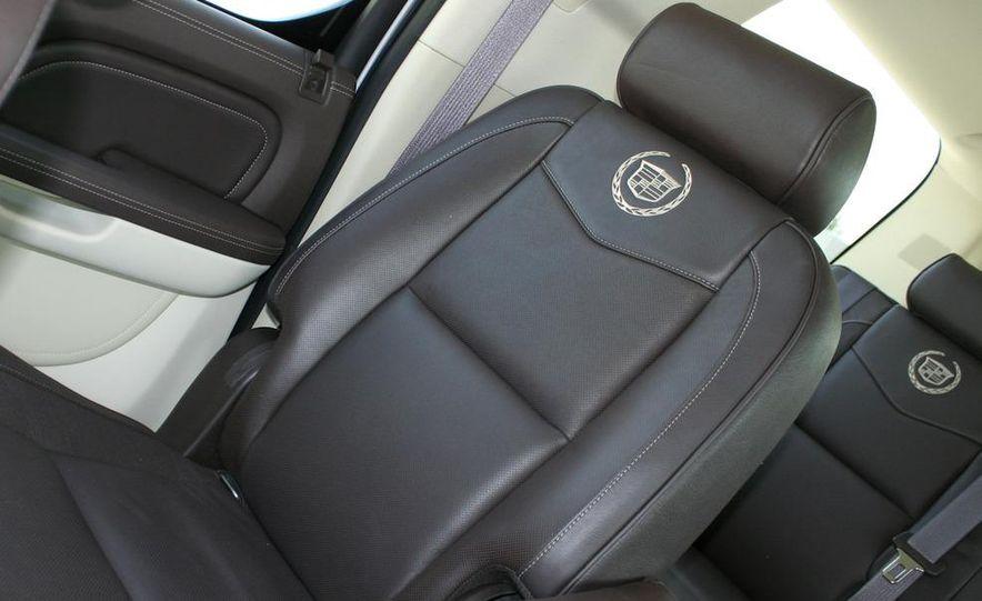 2010 Cadillac Escalade ESV Platinum AWD - Slide 72