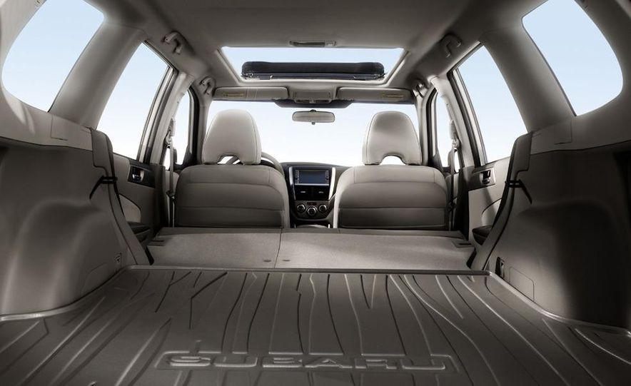 2010 Subaru Forester 2.5XT Premium - Slide 14