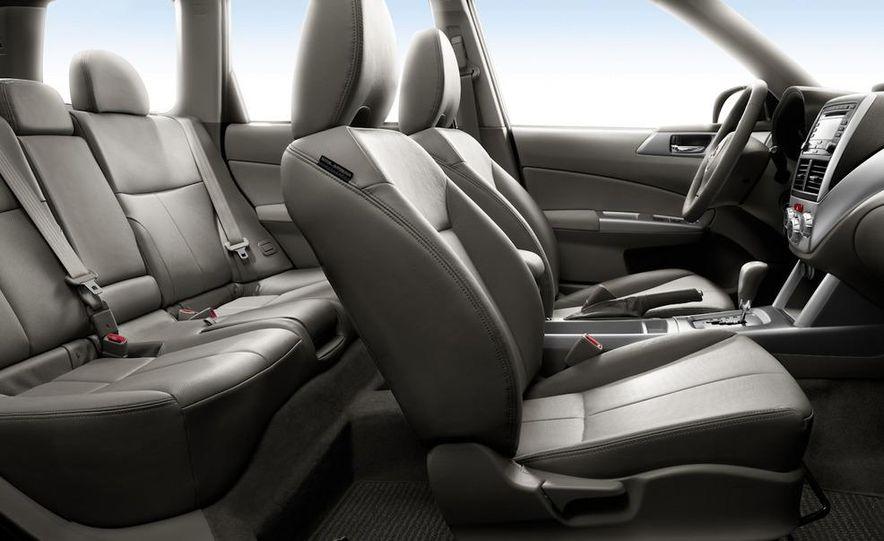 2010 Subaru Forester 2.5XT Premium - Slide 15