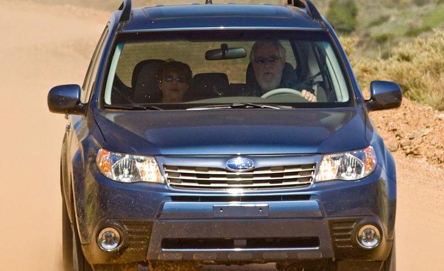 2010 Subaru Forester 2.5XT Premium - Slide 10