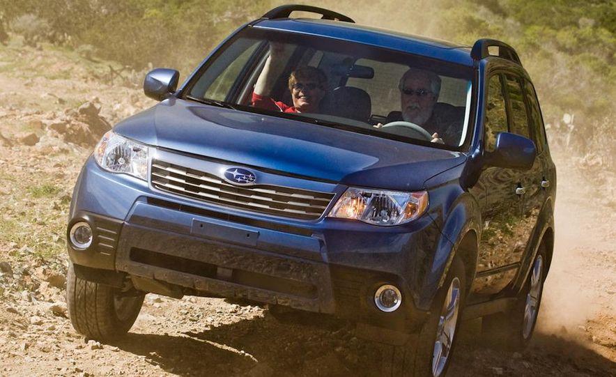 2010 Subaru Forester 2.5XT Premium - Slide 11