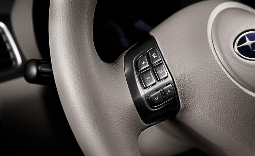 2010 Subaru Forester 2.5XT Premium - Slide 18