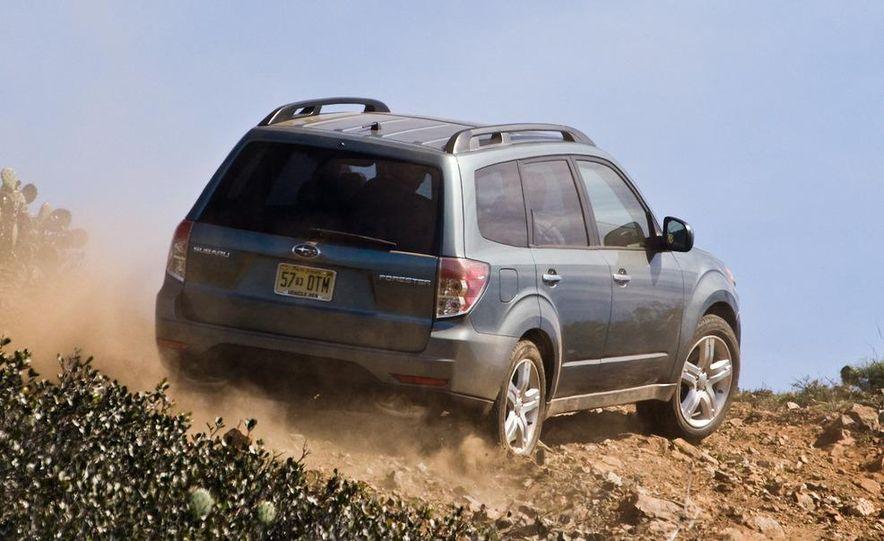 2010 Subaru Forester 2.5XT Premium - Slide 21