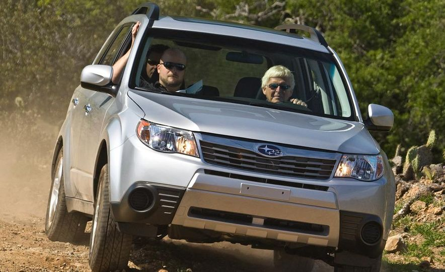 2010 Subaru Forester 2.5XT Premium - Slide 23