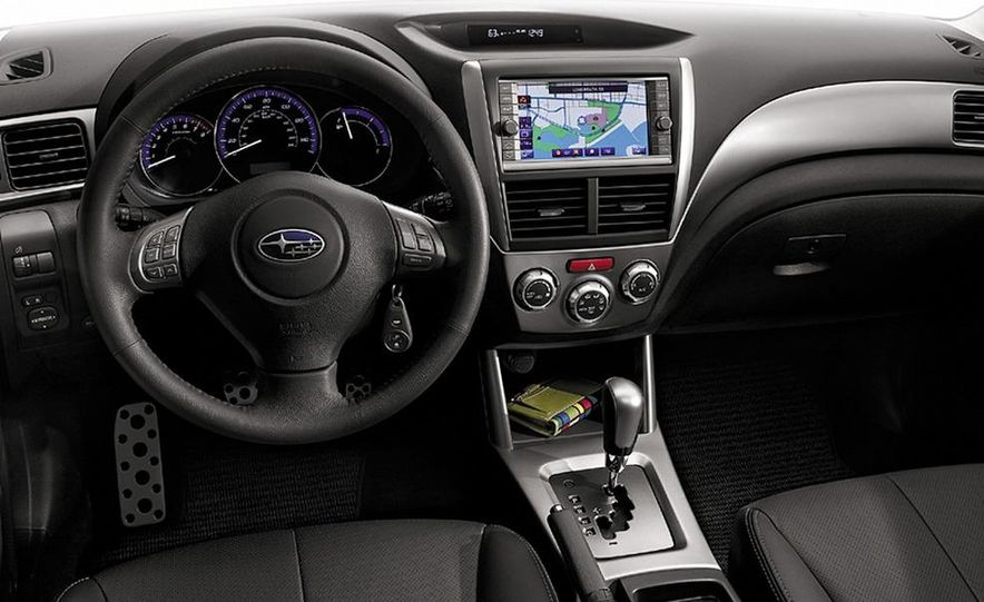 2010 Subaru Forester 2.5XT Premium - Slide 13
