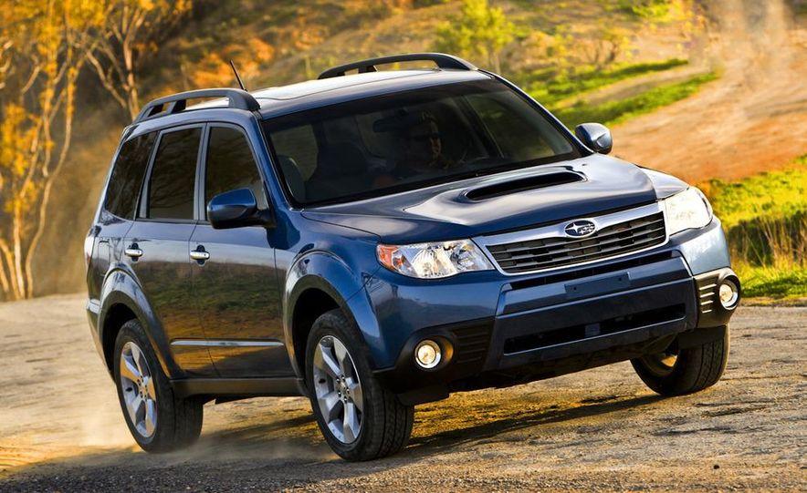 2010 Subaru Forester 2.5XT Premium - Slide 5