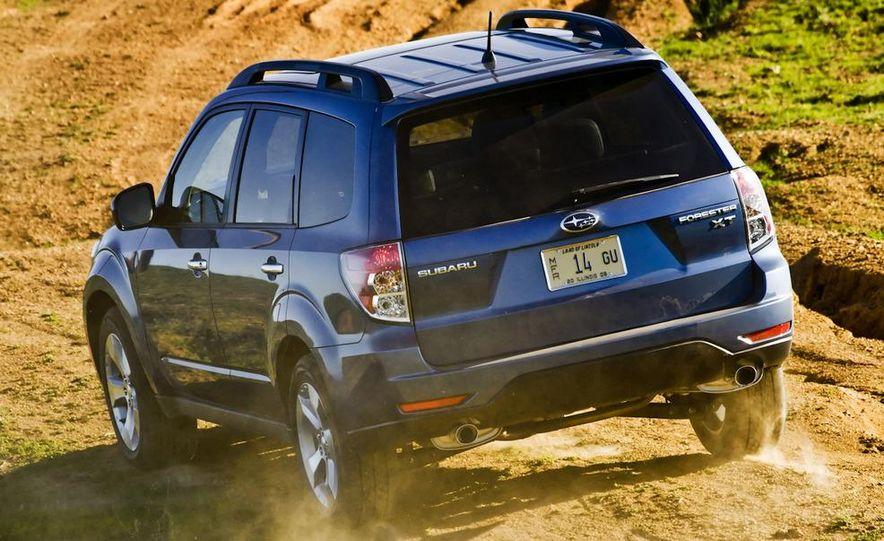 2010 Subaru Forester 2.5XT Premium - Slide 9