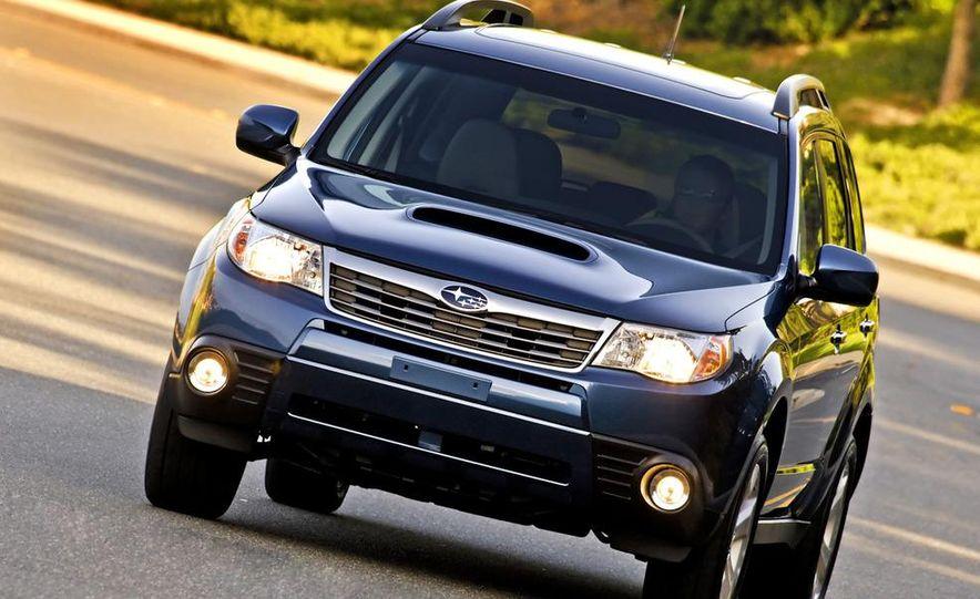 2010 Subaru Forester 2.5XT Premium - Slide 4