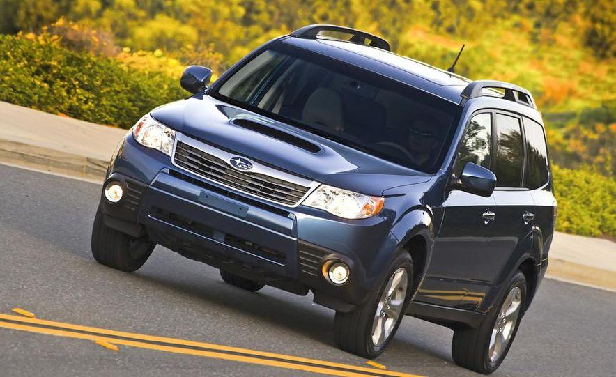 2010 Subaru Forester 2.5XT Premium - Slide 3