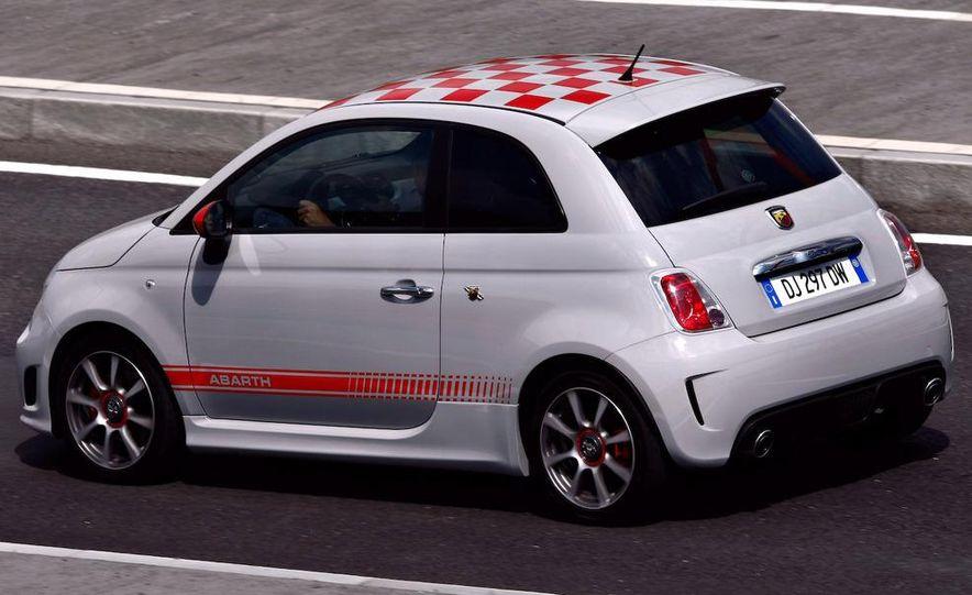 Fiat 500 BEV concept - Slide 11