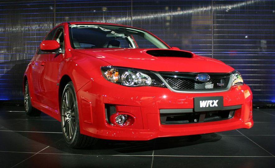 2011 Subaru Impreza WRX 5-door - Slide 1