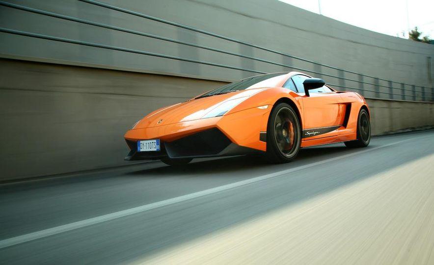 2011 Lamborghini Gallardo LP570-4 Superleggera - Slide 1
