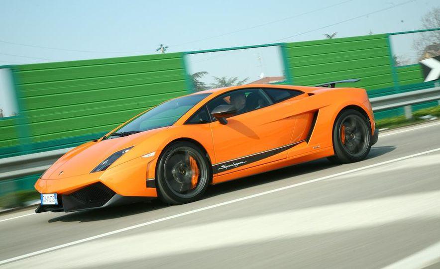 2011 Lamborghini Gallardo LP570-4 Superleggera - Slide 5