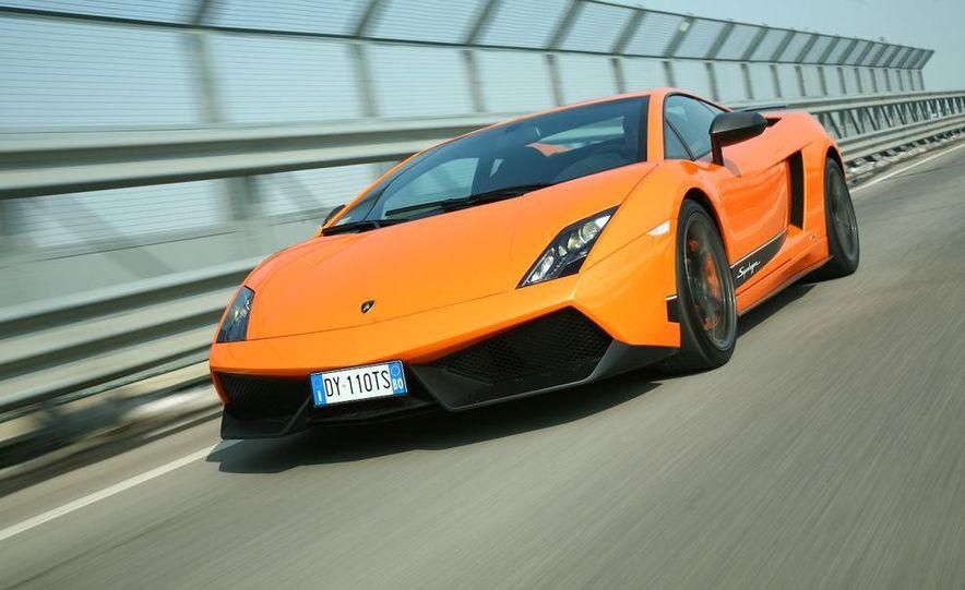 2011 Lamborghini Gallardo LP570-4 Superleggera - Slide 6