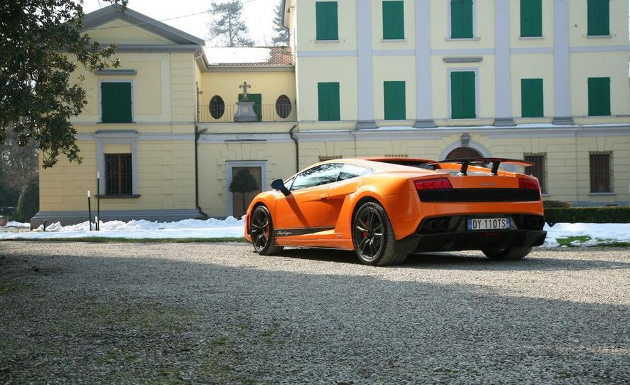2011 Lamborghini Gallardo LP570-4 Superleggera - Slide 8