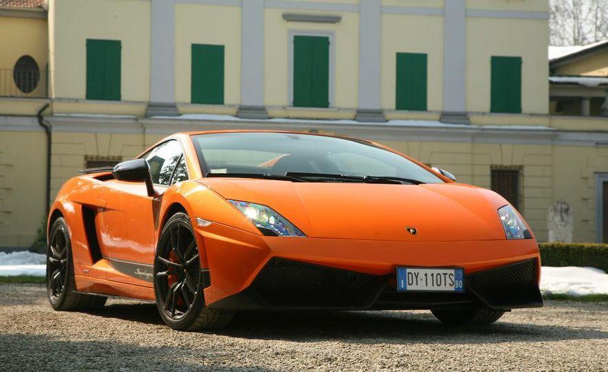 2011 Lamborghini Gallardo LP570-4 Superleggera - Slide 10