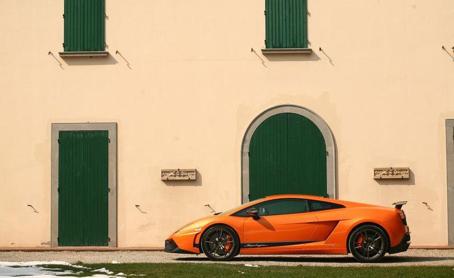 2011 Lamborghini Gallardo LP570-4 Superleggera - Slide 12